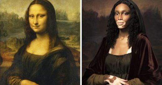 Famosas modelos precursoras de la diversidad han recreado obras maestras del art