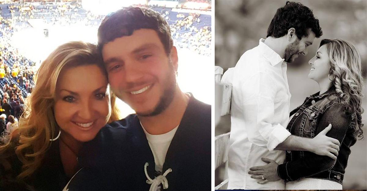 Abrazó a su esposa para salvarle la vida durante el tiroteo en Las Vegas