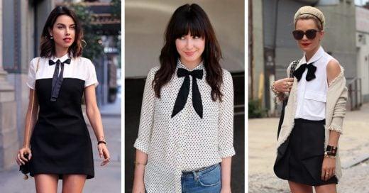 16 maneras en las que puedes usar un moño en el cuello para lucir femenina