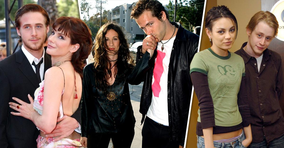 15 Pareja de celebridades que no tenías ni idea de que estuvieron juntos