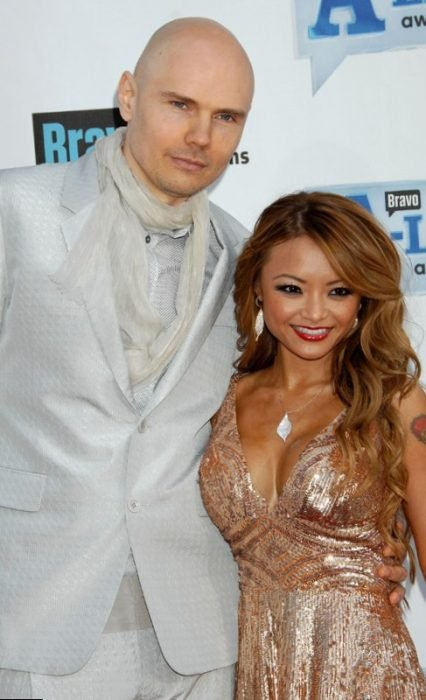 billy corgan y tila tequila
