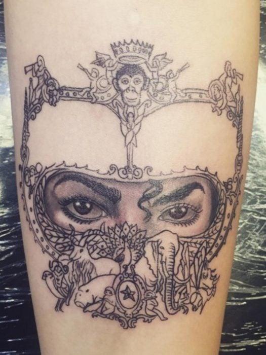 paris jackson tattoo