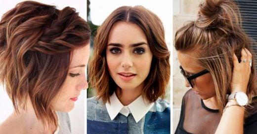 20 Sencillos peinados que te inspirarán a donar tu cabellera; es momento de ayudar