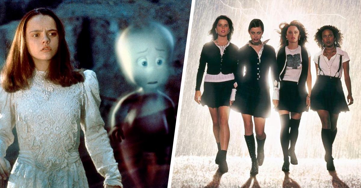 15 Películas de Halloween de los 90's para ver este año
