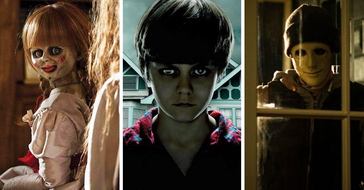 Películas de terror para disfrutar de Halloween y no salir de casa