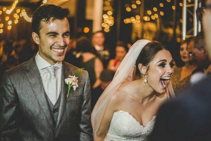 perrito en boda