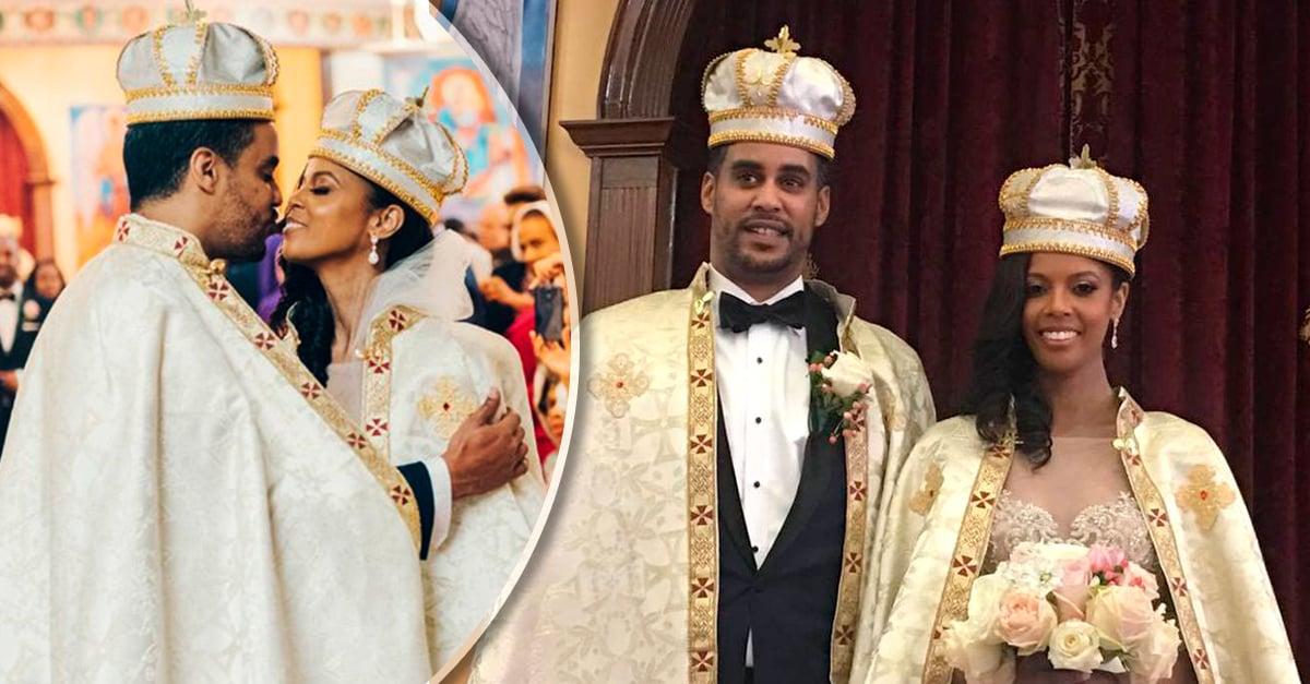 Una mujer conoció a un príncipe en un bar y años después se casan