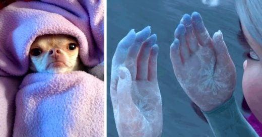 15 Situaciones con las que te identificaras si siempre tienes frío