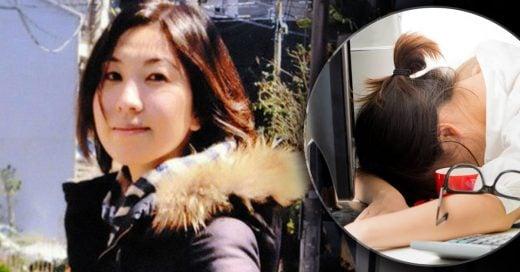 Reportera japonesa murió tras haber trabajado 159 horas extras