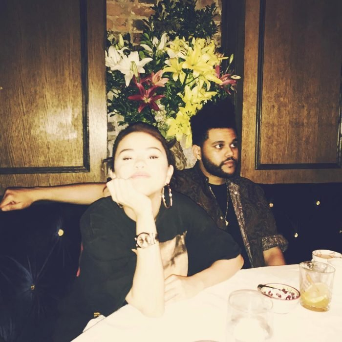selena y the weeknd