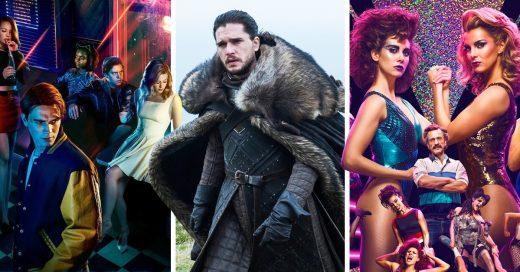 15 Series de televisión que definitivamente debes de ver en este 2017