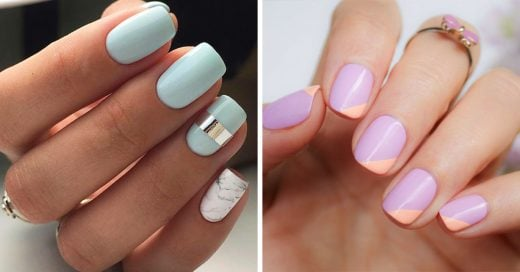 El significado de los colores pastel en tus uñas