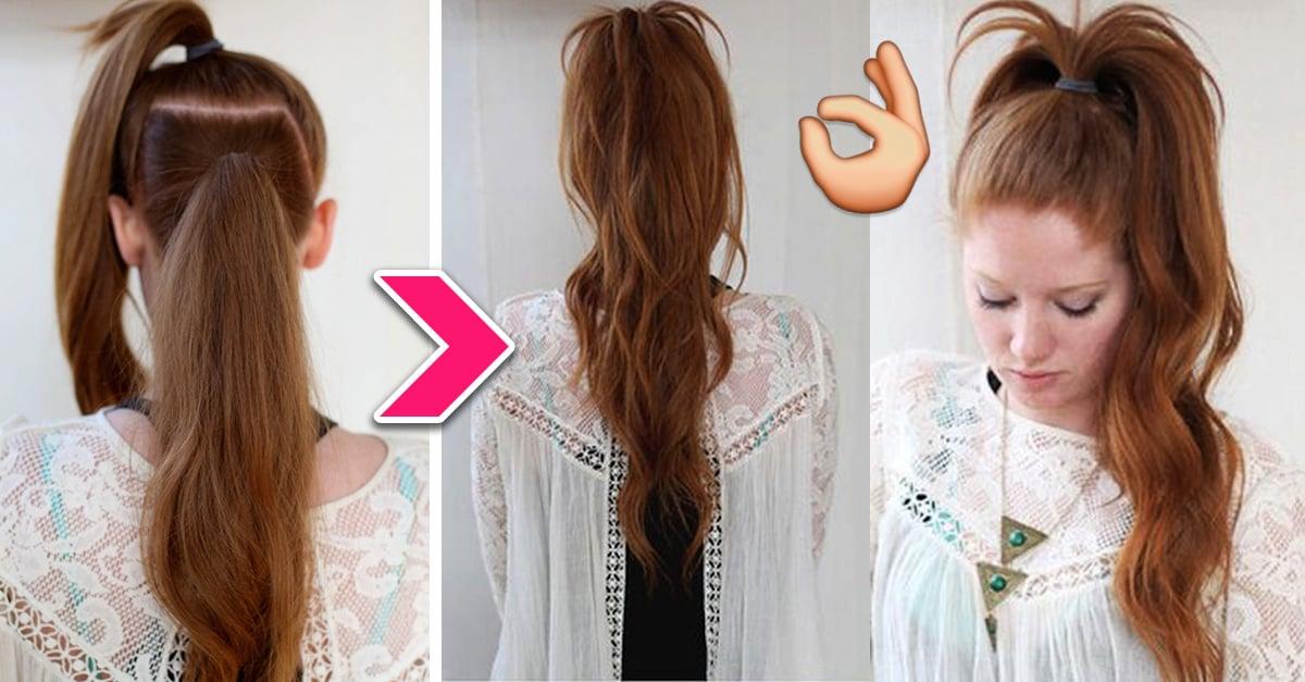 15 Trucos para facilitarte la eterna pelea entre tu cabello y tu