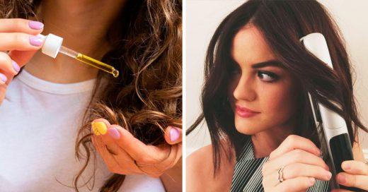 15 Trucos para acabar con el cabello maltratado sin tener que cortarlo