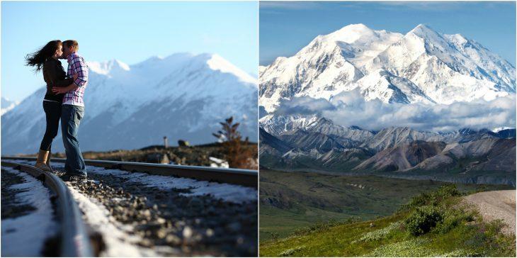 viaje en pareja a alaska