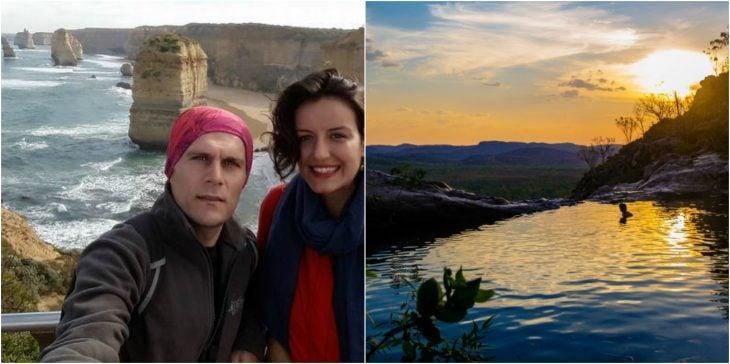 viaje en pareja a australia