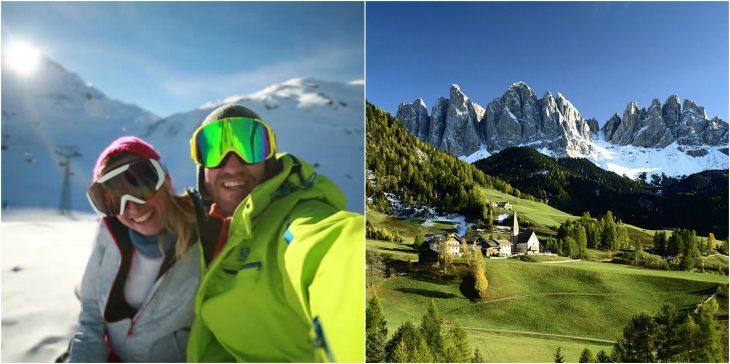viaje en pareja a suiza