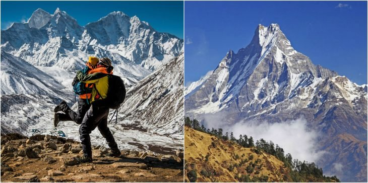 viajes en pareja himalaya