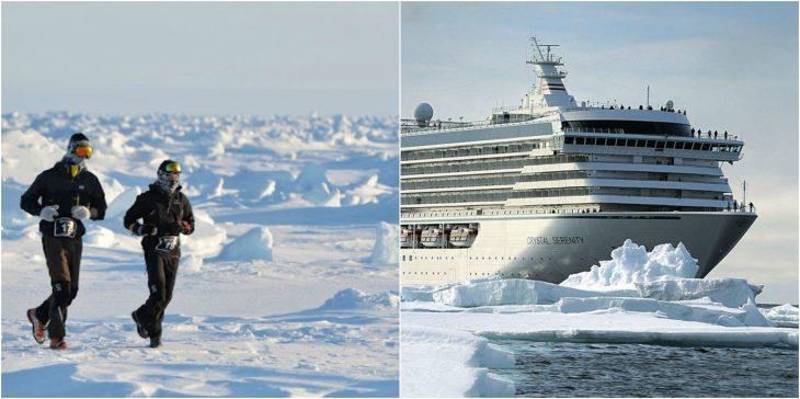 viajes en pareja polo norte