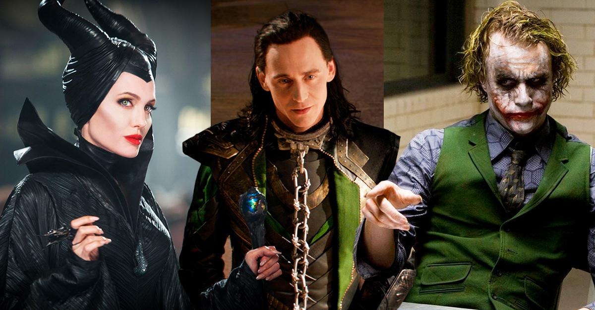 20 Villanos de películas que nos gustan aunque sean muy malos
