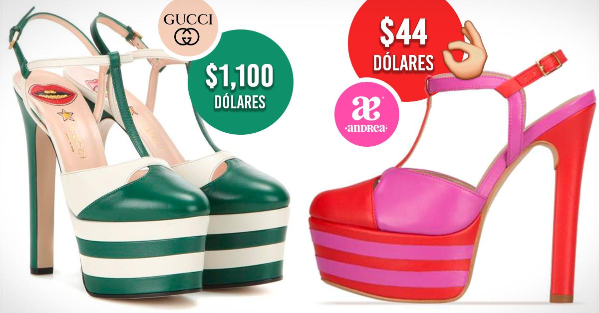 Zapatos de diseñador sin el costo de diseñador