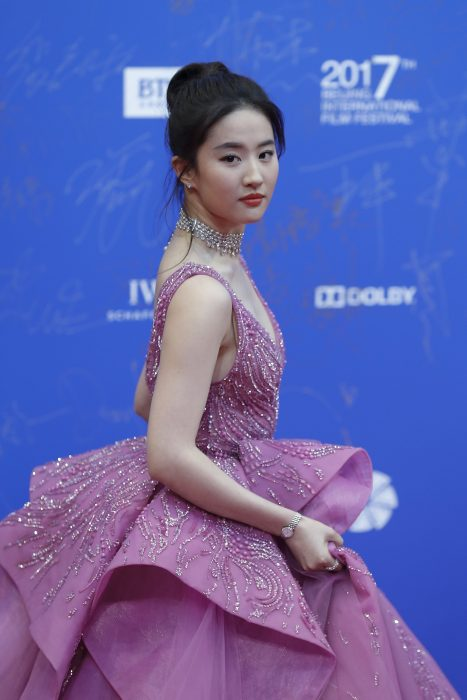 Crystal Liu protagoniza Mulan Live Action