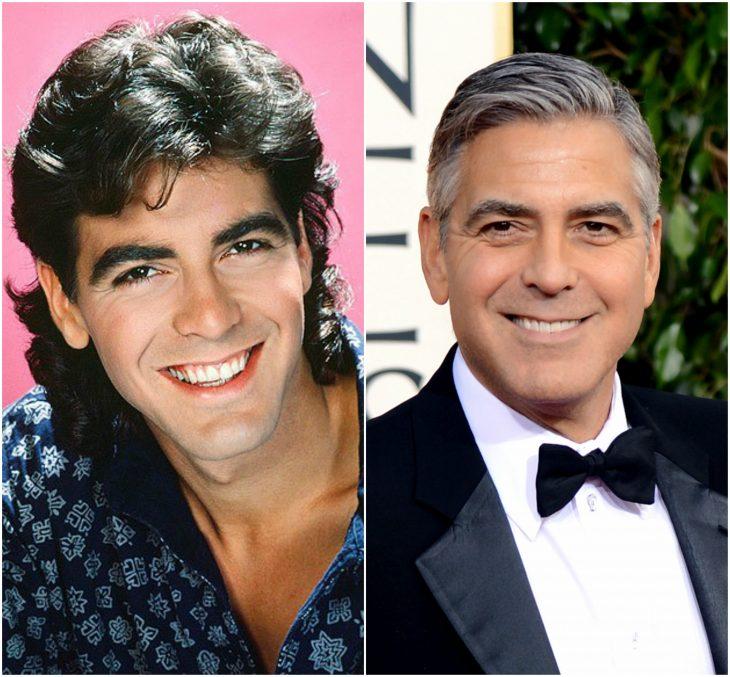 eorge Clooney