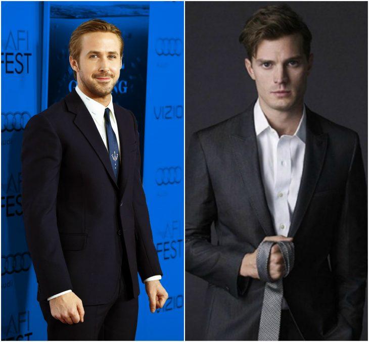Ryan Gosling - Christian Grey