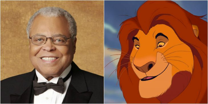 James Earl Jones - Mufasa