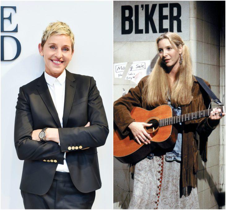 Ellen DeGeneres - Phoebe