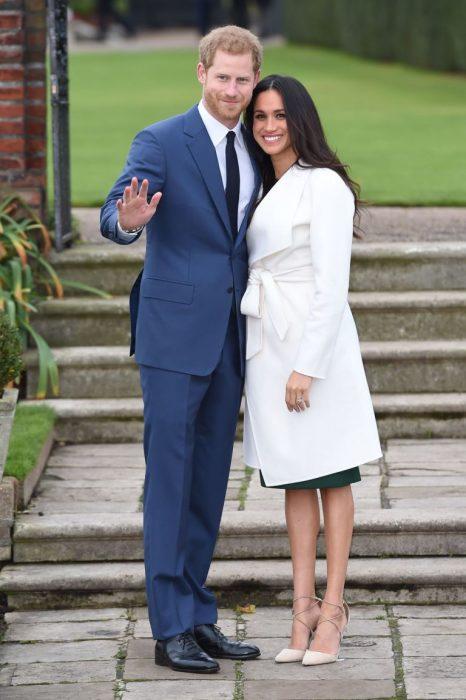 Compromiso de Principe Harry y Meghan Markle