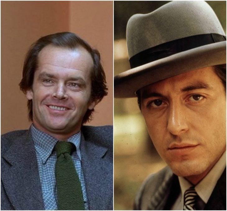 Jack Nicholson - Michael Corleone
