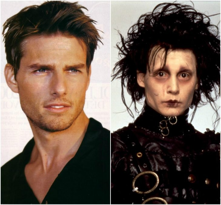 Tom Cruise - Edward Scissorhands