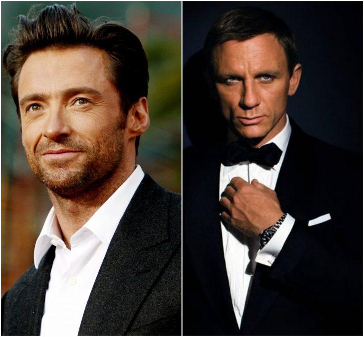 Hugh Jackman - James Bond
