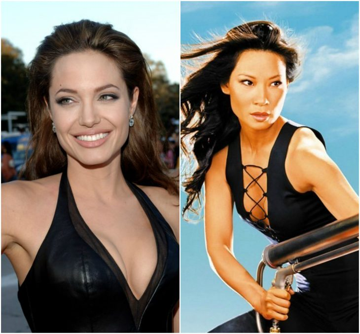Angelina Jolie - Alex Munday