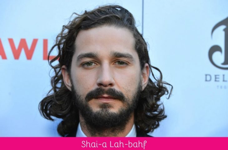 Shia LaBeouf pronunciación correcta