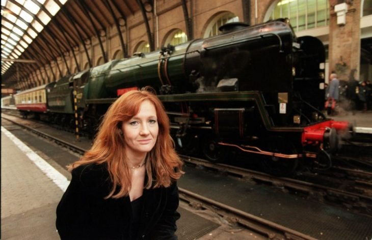jk rowling en king cross