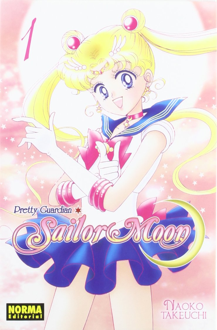 Sailor Moon de Naoko Takeuchi
