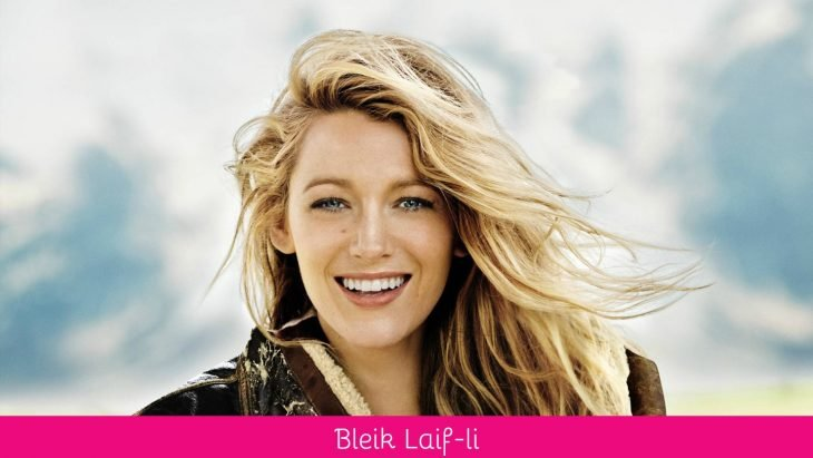 Blake Lively pronunciación correcta
