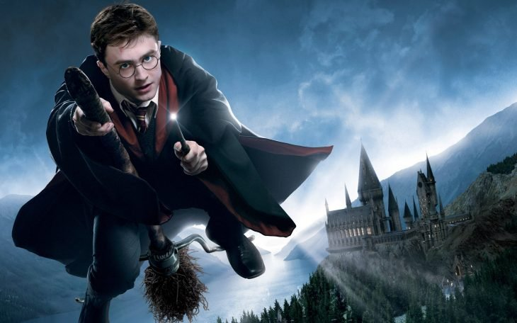 harry potter con lentes