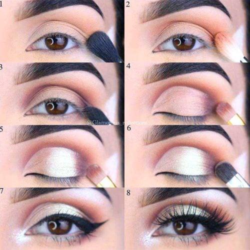Tutoriales ojos café