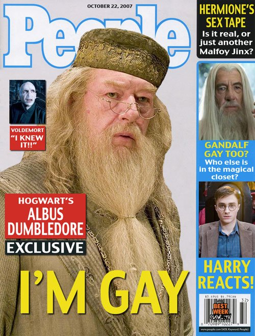 dumbledor es gay