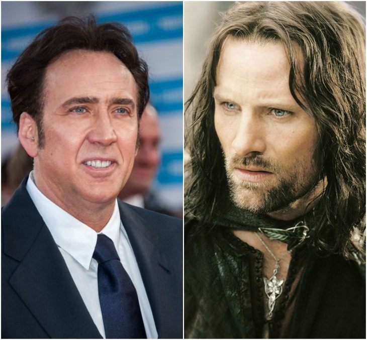 Nicolas Cage - Aragorn