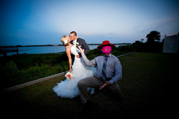 funny wedding photoboom