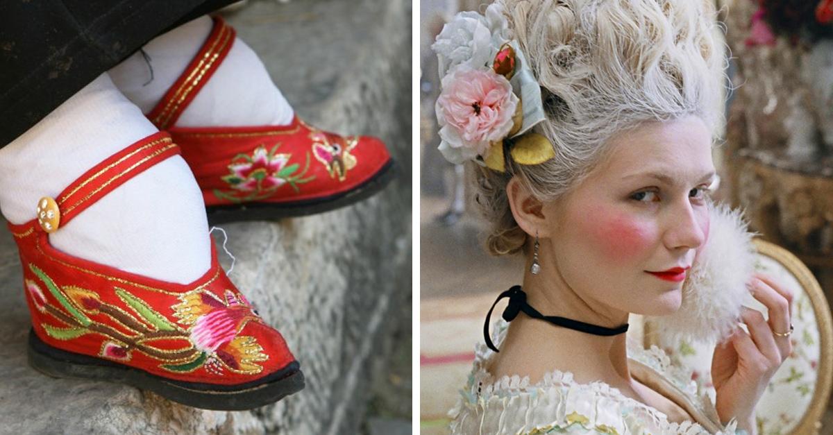 Absurdas modas de la antigüedad que no podrás creer