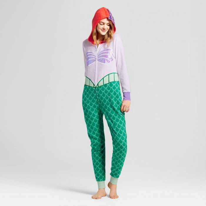 pijama de Ariel