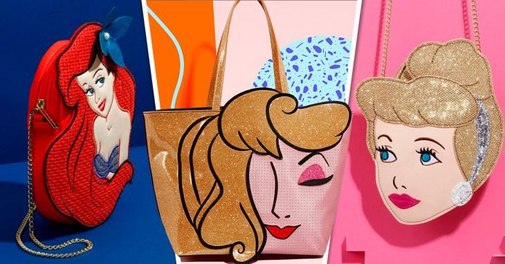 bolsos inspirados en Disney