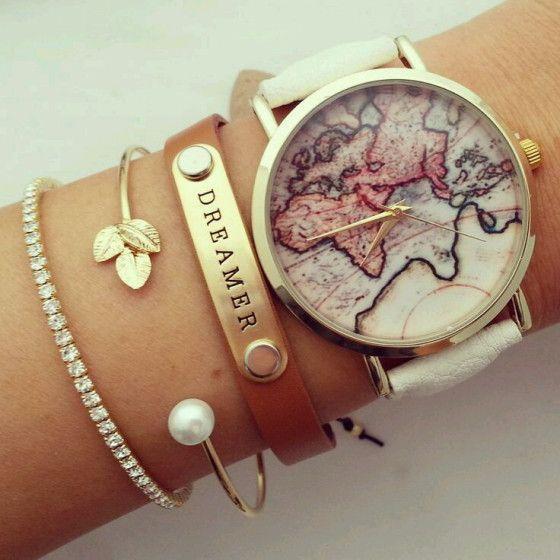 reloj de marmol