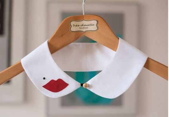 cuellos para blusas