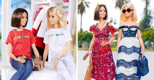 Barbie se ha convertido en la más grande aliada de la comunidad LGBTTI
